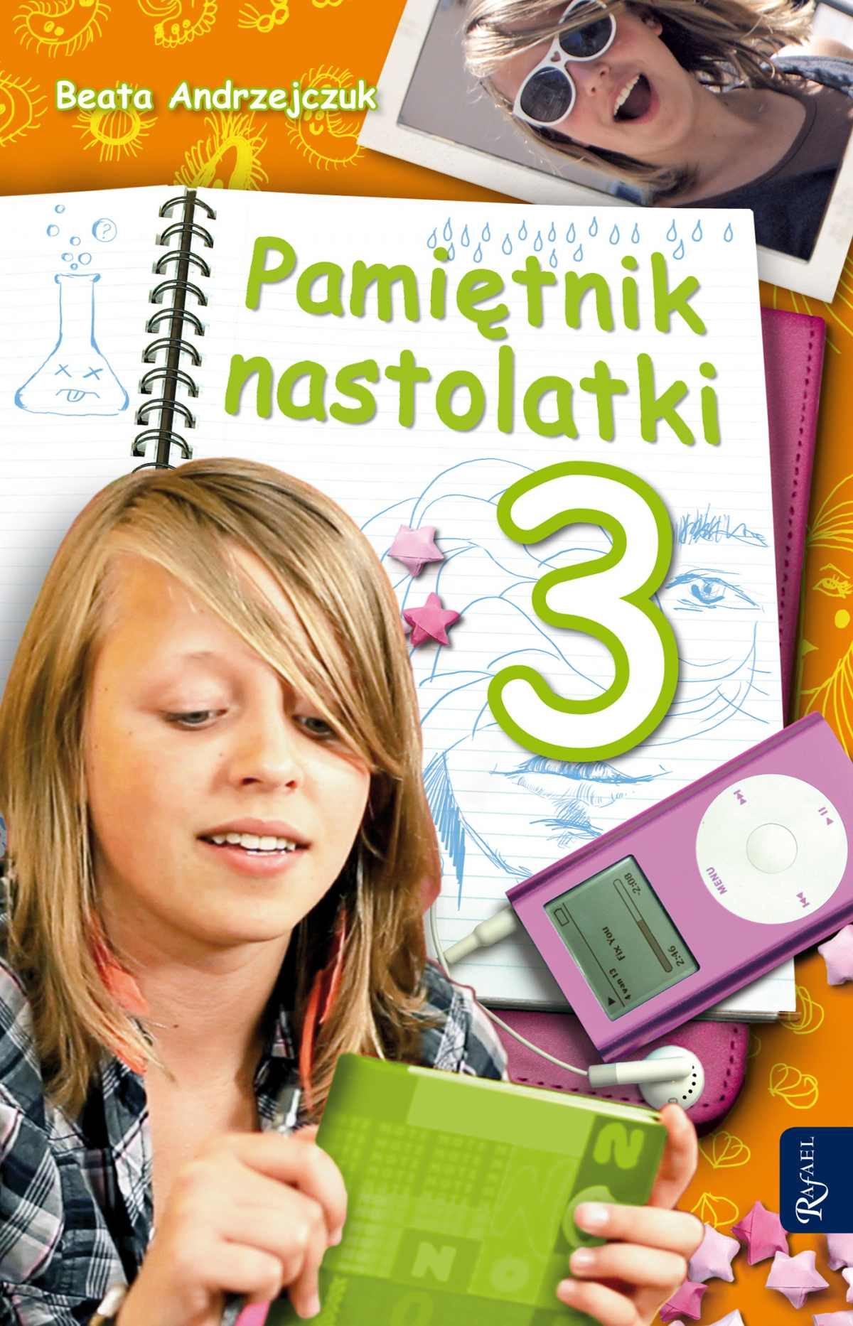 Pamiętnik nastolatki 3 - Ebook (Książka EPUB) do pobrania w formacie EPUB