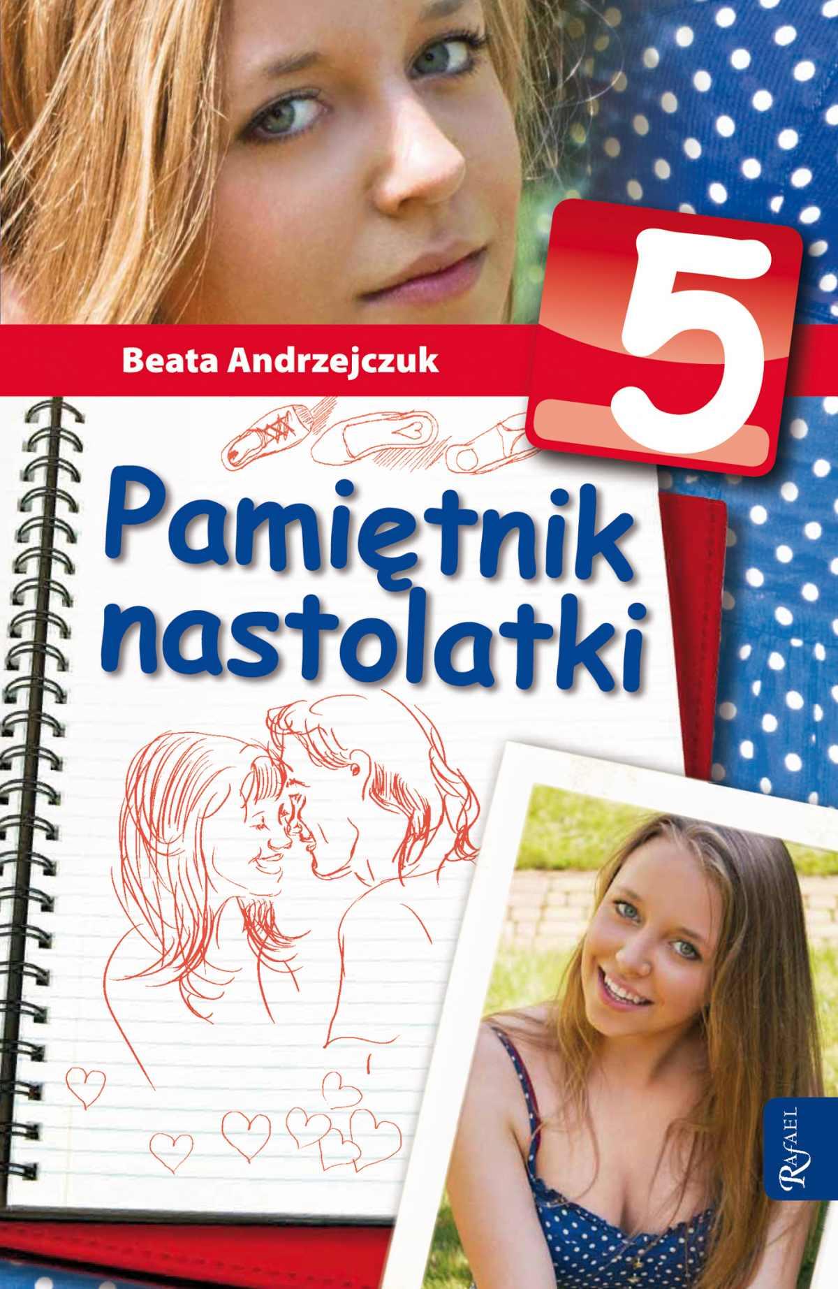 Pamiętnik nastolatki 5 - Ebook (Książka na Kindle) do pobrania w formacie MOBI