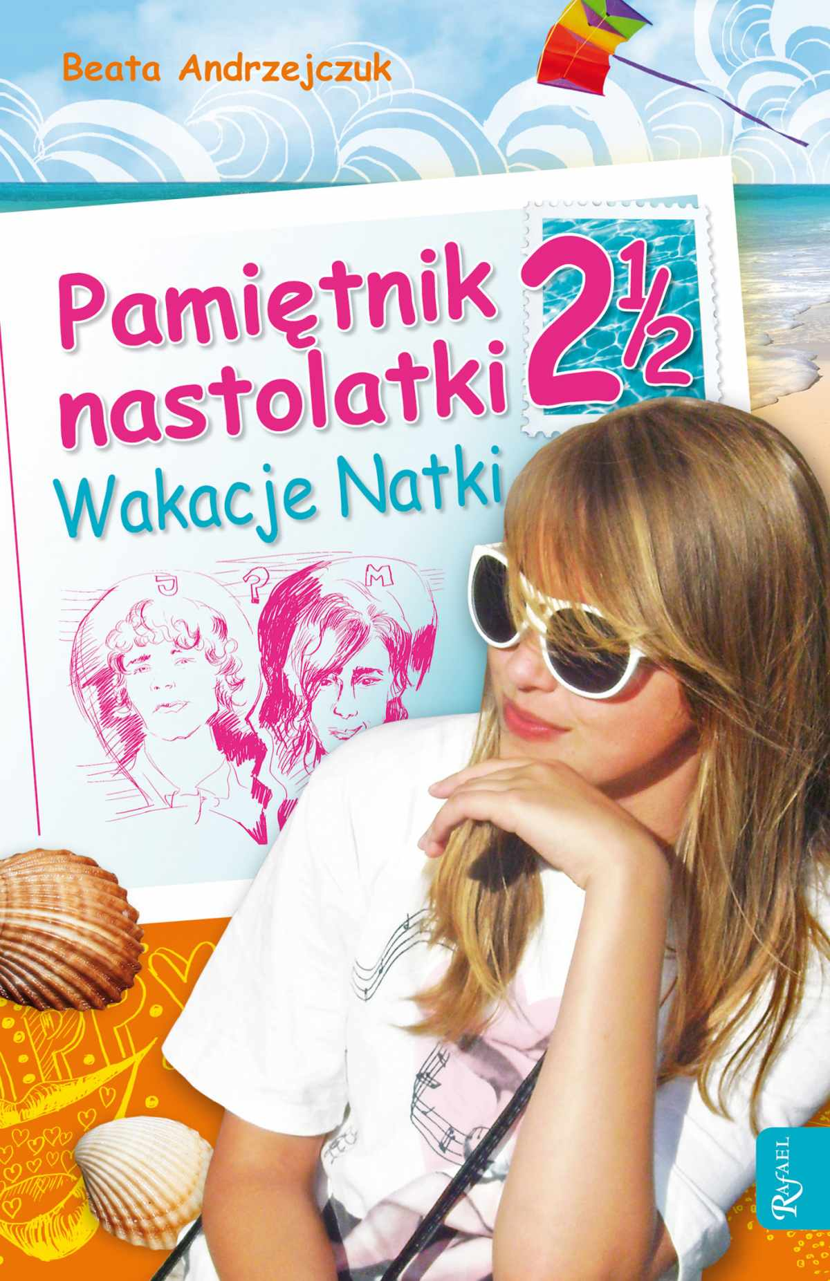 Pamiętnik nastolatki 2 1/2. Wakacje Natki - Ebook (Książka na Kindle) do pobrania w formacie MOBI
