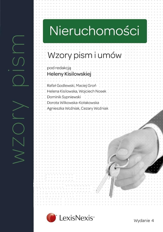 Nieruchomości. Wzory pism i umów. Wydanie 4 - Ebook (Książka PDF) do pobrania w formacie PDF