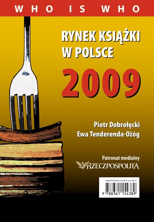 Rynek książki w Polsce 2009. Who is who - Ebook (Książka PDF) do pobrania w formacie PDF