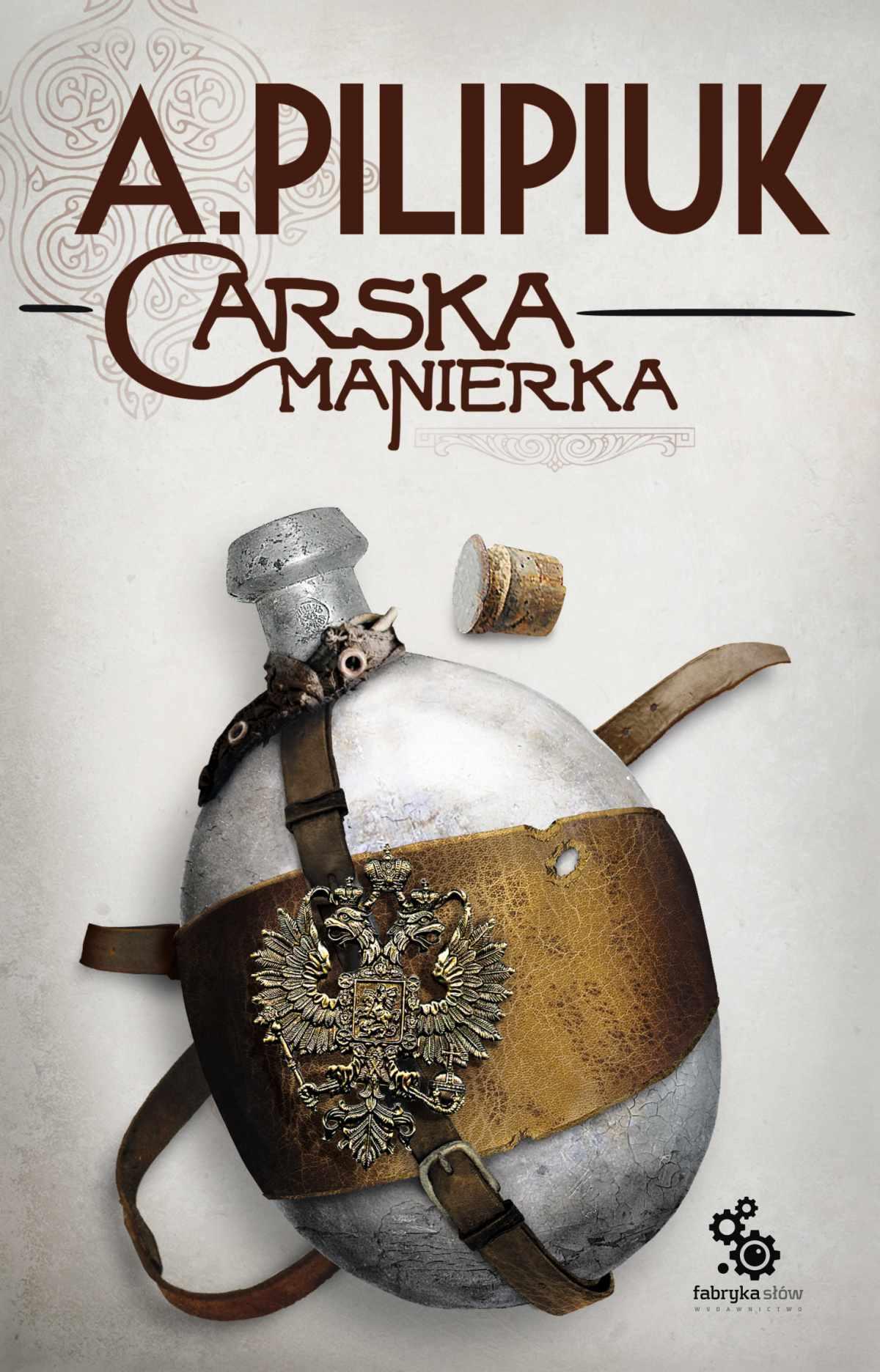 Carska manierka - Ebook (Książka EPUB) do pobrania w formacie EPUB