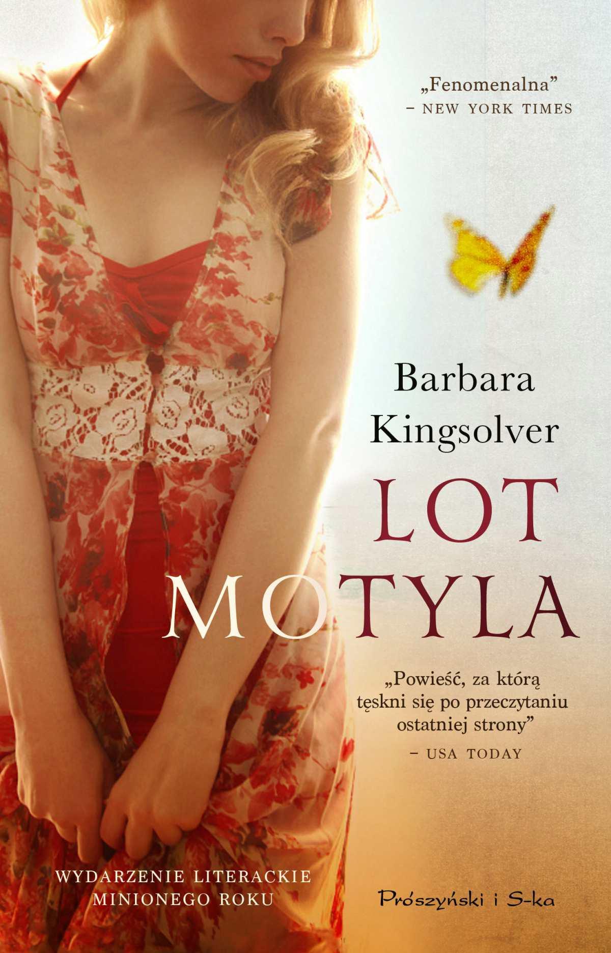 Lot motyla - Ebook (Książka na Kindle) do pobrania w formacie MOBI