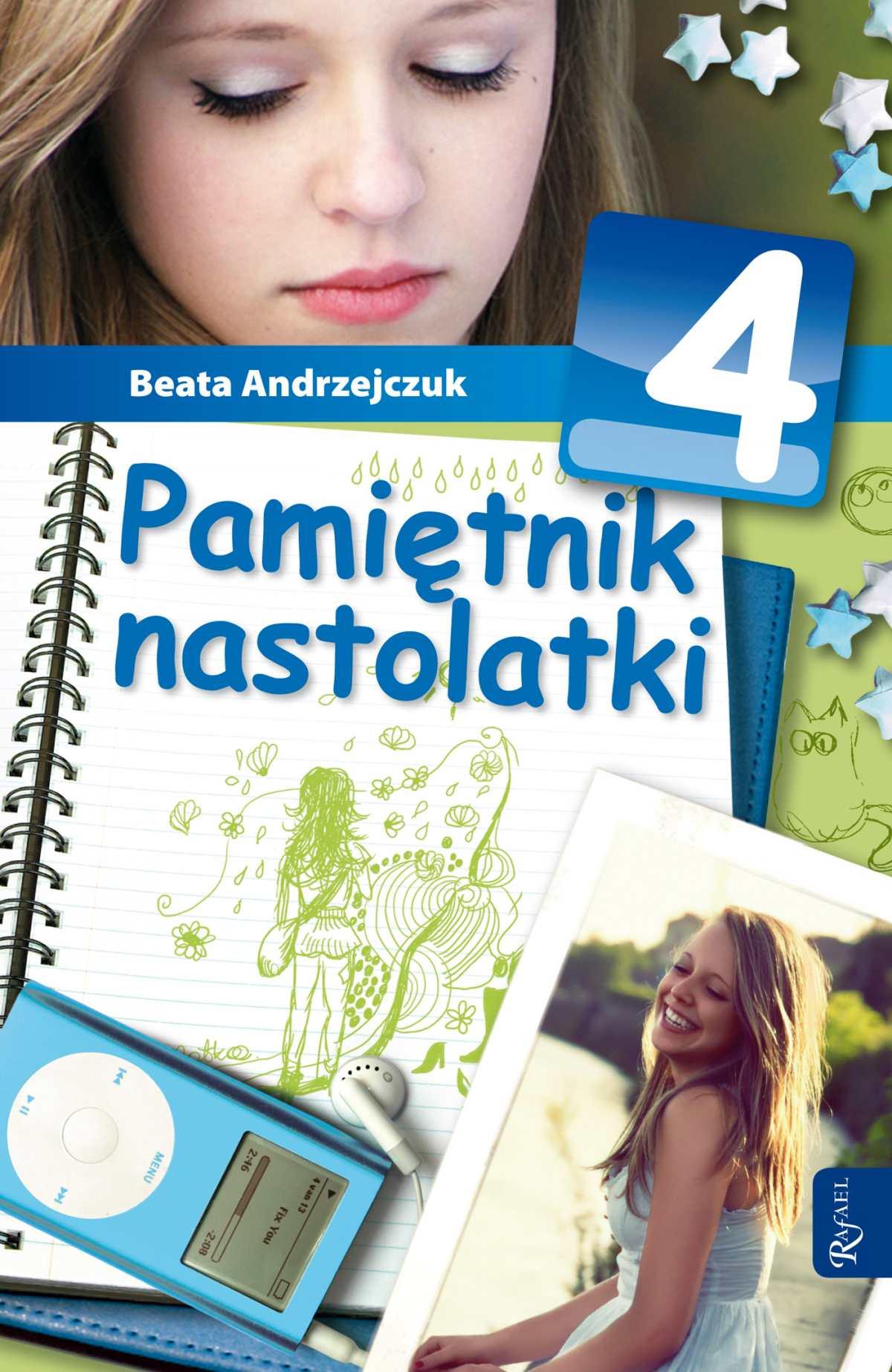 Pamiętnik nastolatki 4 - Ebook (Książka na Kindle) do pobrania w formacie MOBI