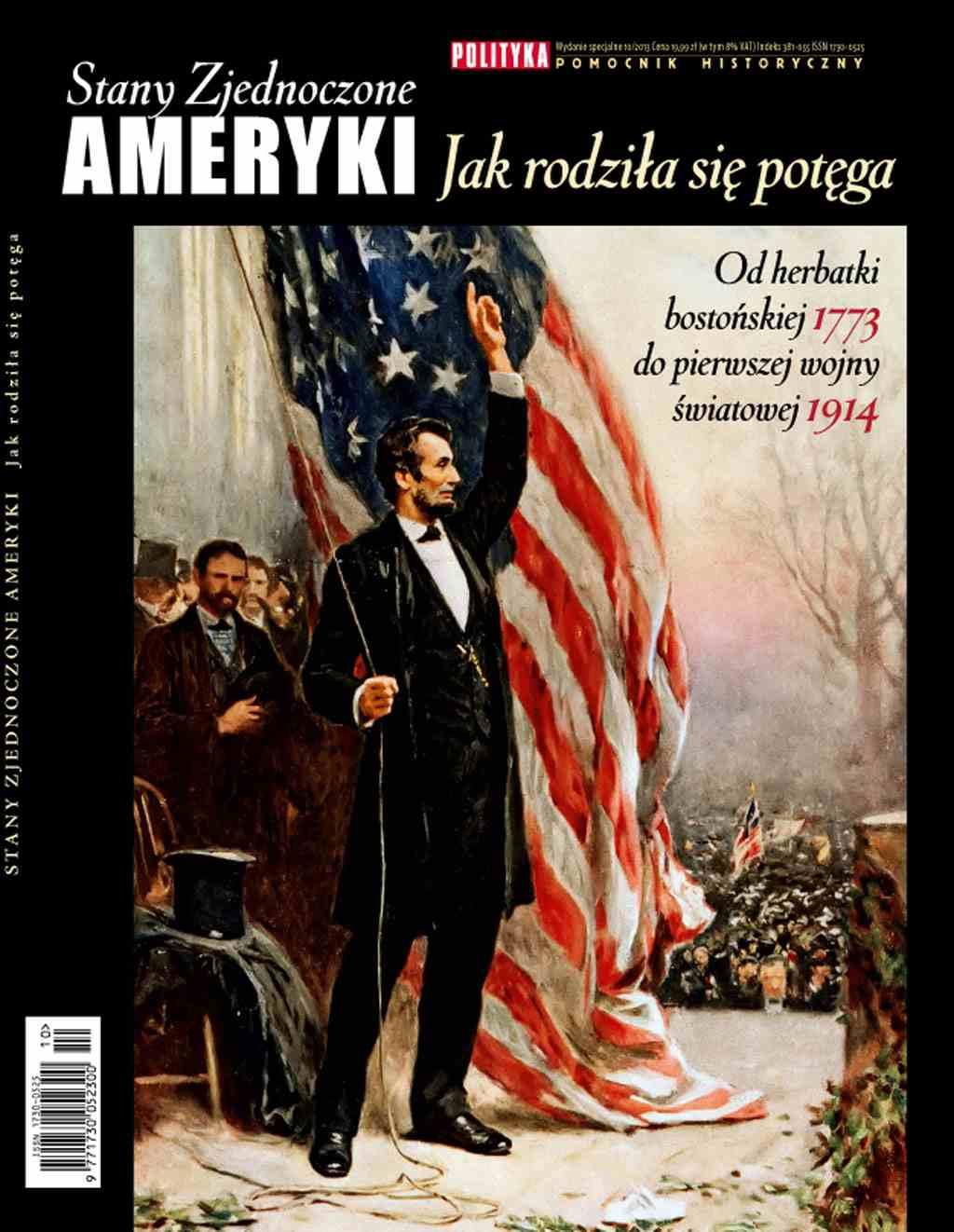 Pomocnik Historyczny: Stany Zjednoczone Ameryki - Ebook (Książka PDF) do pobrania w formacie PDF