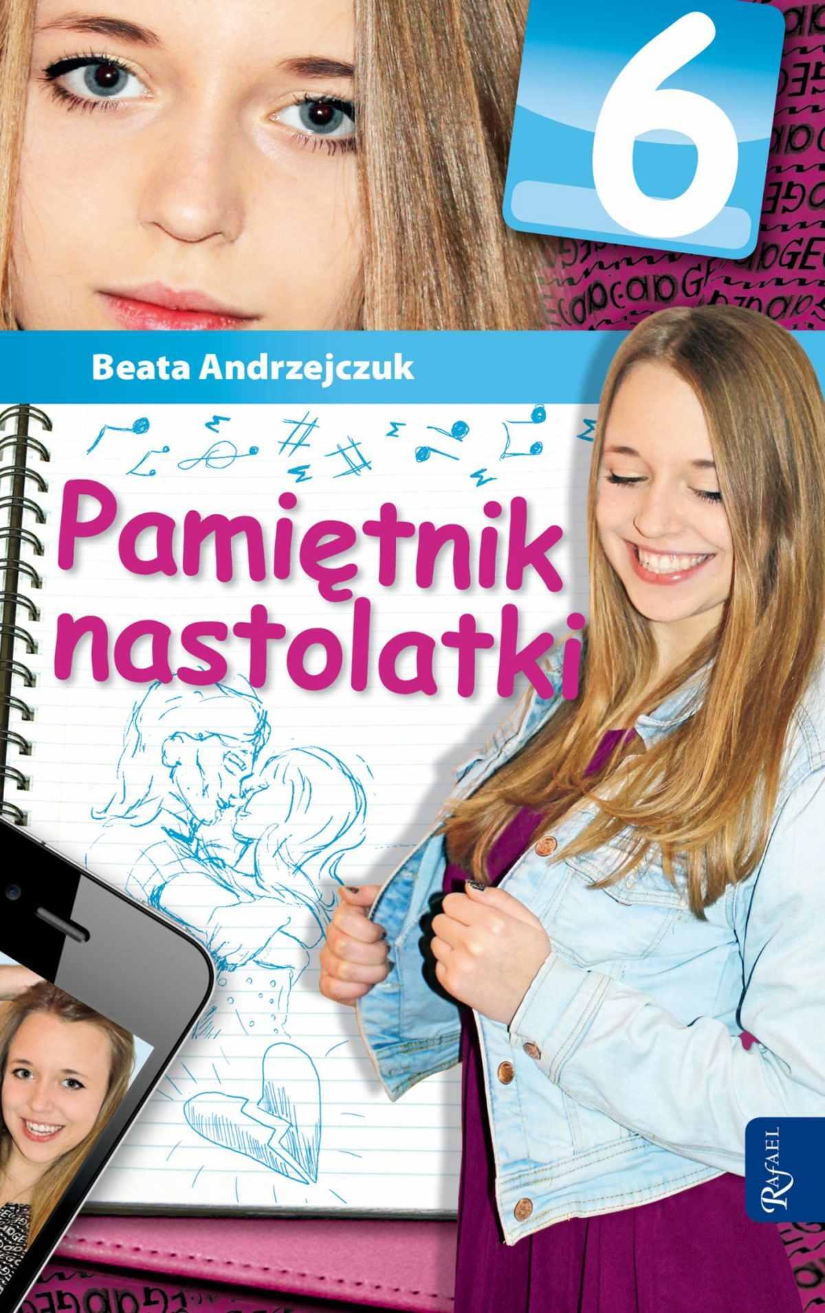 Pamiętnik nastolatki 6 - Ebook (Książka na Kindle) do pobrania w formacie MOBI