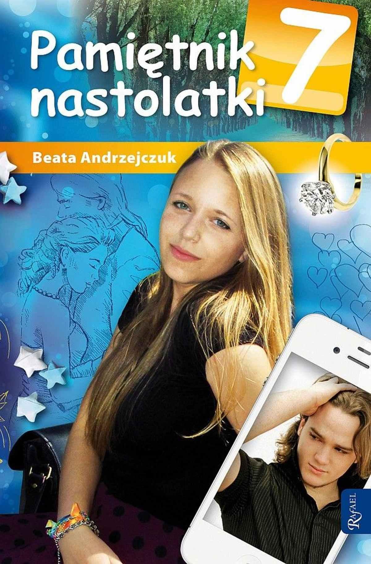 Pamiętnik nastolatki 7 - Ebook (Książka na Kindle) do pobrania w formacie MOBI