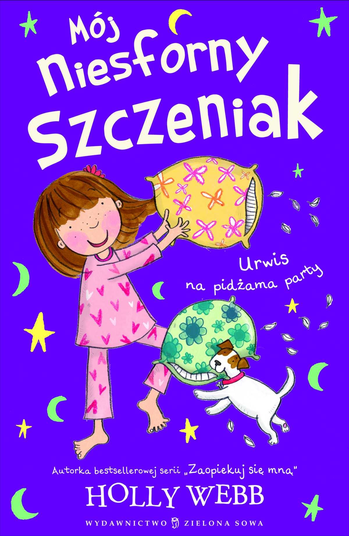 Mój niesforny szczeniak cz. 4. Urwis na pidżama party - Ebook (Książka EPUB) do pobrania w formacie EPUB