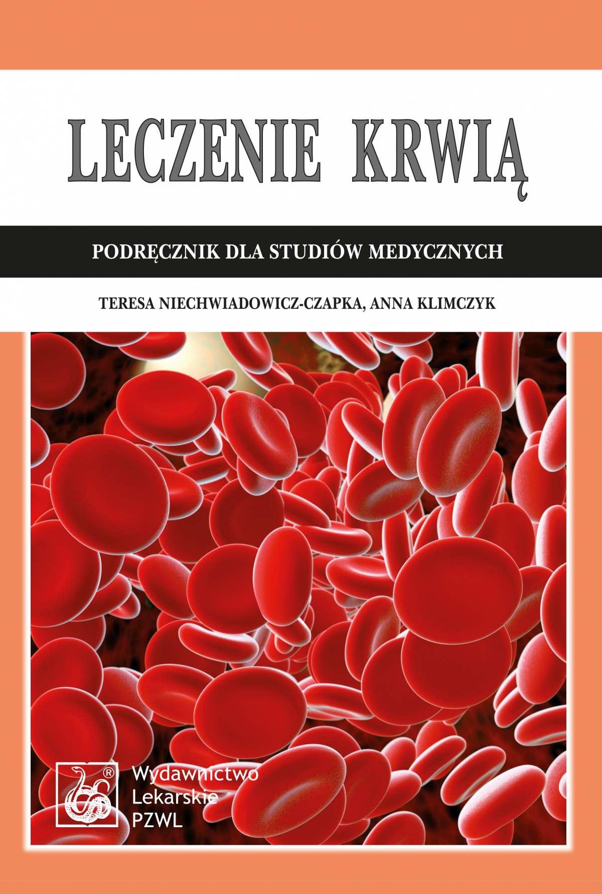 Leczenie krwią - Ebook (Książka EPUB) do pobrania w formacie EPUB