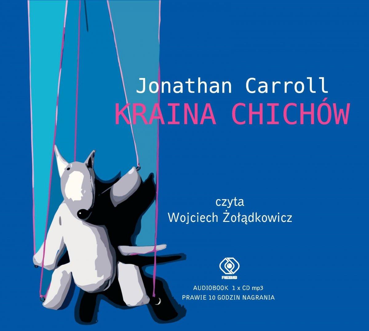 Kraina chichów - Audiobook (Książka audio MP3) do pobrania w całości w archiwum ZIP