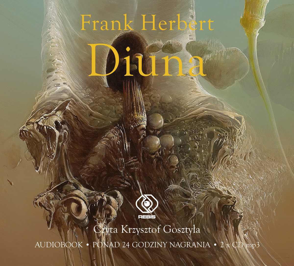 Diuna - Audiobook (Książka audio MP3) do pobrania w całości w archiwum ZIP