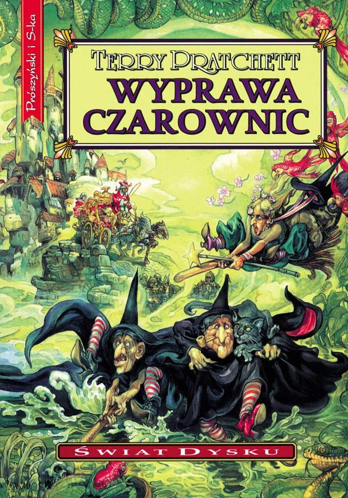 Wyprawa czarownic - Ebook (Książka EPUB) do pobrania w formacie EPUB