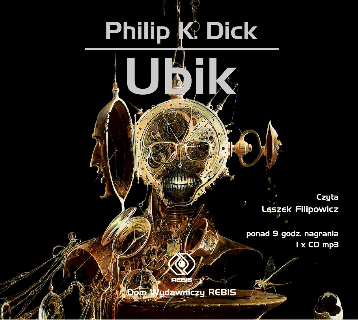 Ubik - Audiobook (Książka audio MP3) do pobrania w całości w archiwum ZIP