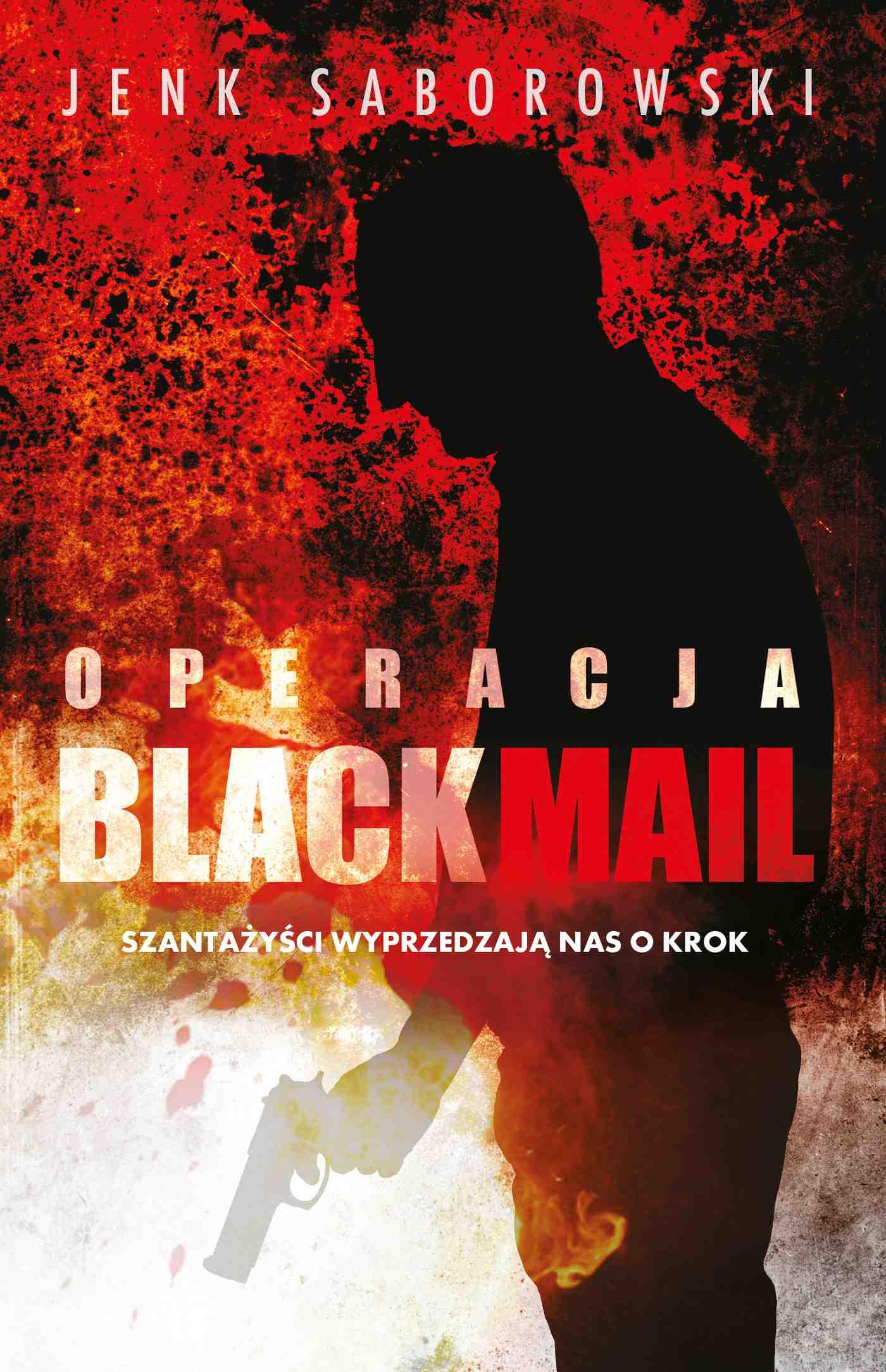 Operacja Blackmail - Ebook (Książka EPUB) do pobrania w formacie EPUB