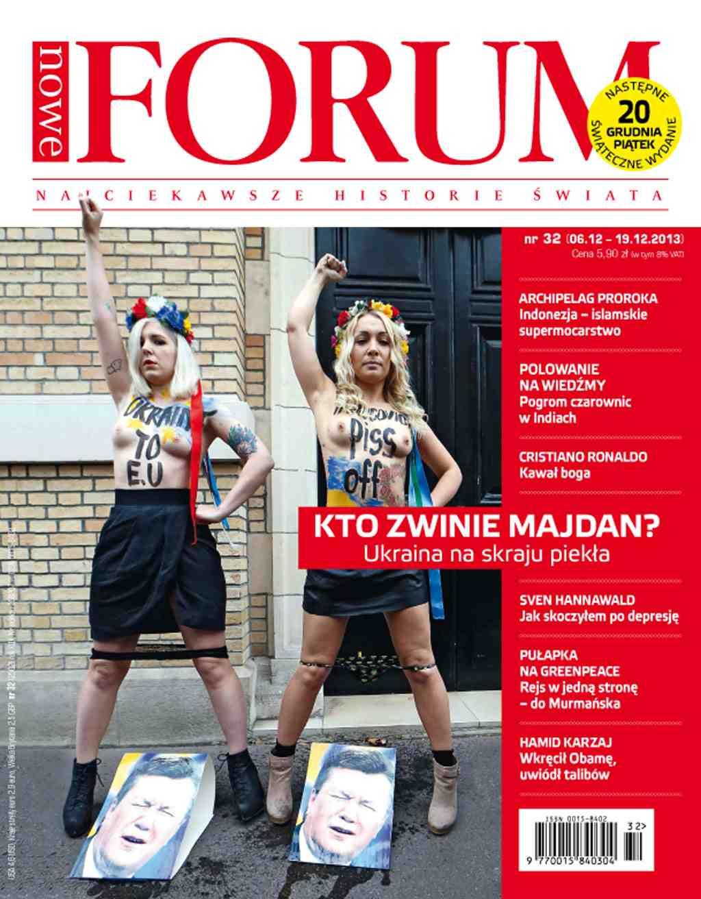 Forum nr 32/2013 - Ebook (Książka PDF) do pobrania w formacie PDF