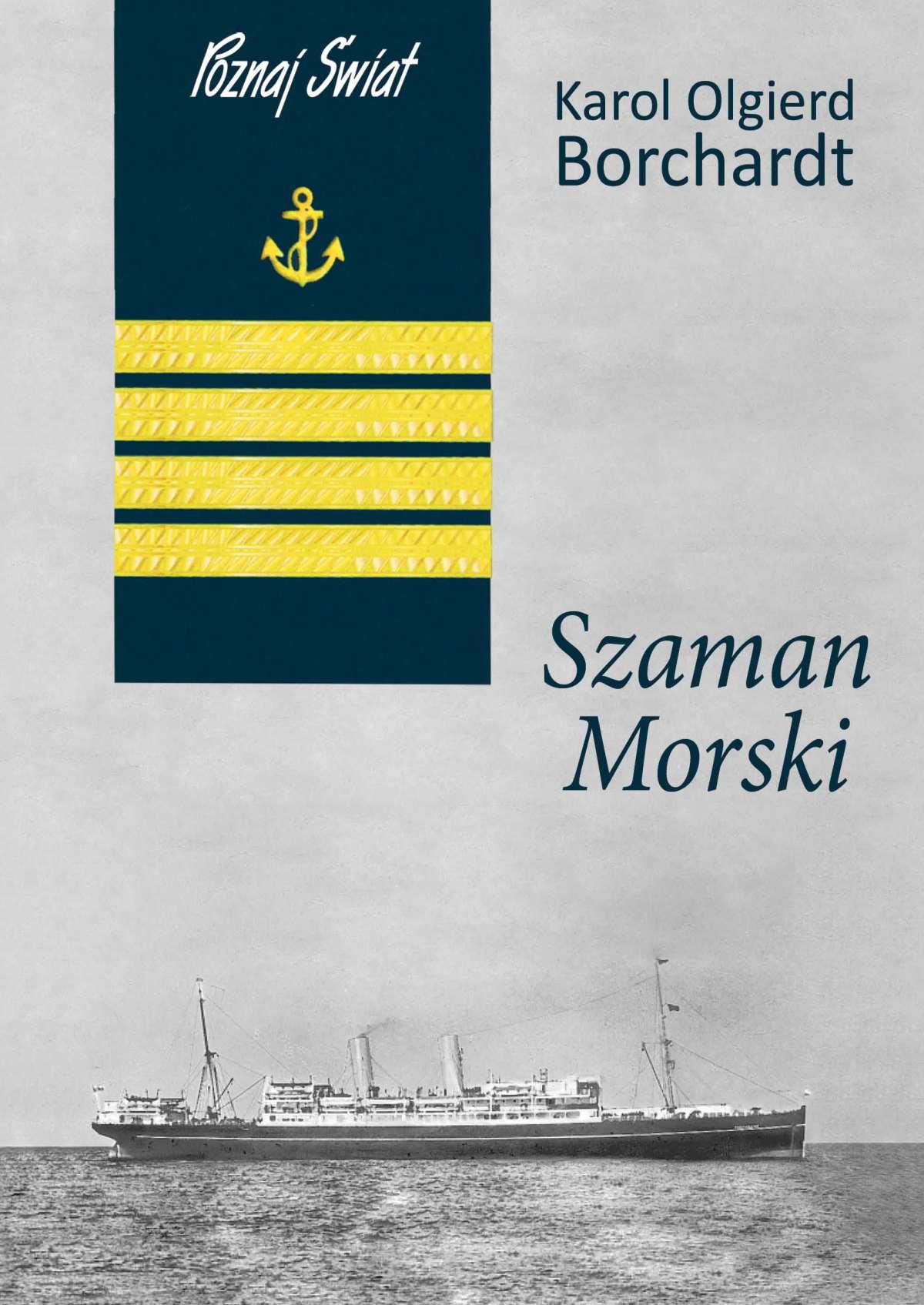 Szaman morski - Ebook (Książka EPUB) do pobrania w formacie EPUB