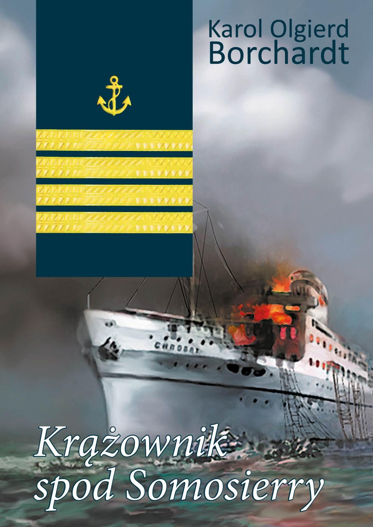 Krążownik spod Somosierry - Ebook (Książka na Kindle) do pobrania w formacie MOBI