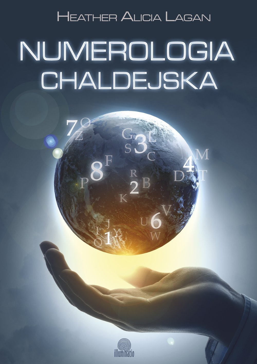 Numerologia chaldejska - Ebook (Książka EPUB) do pobrania w formacie EPUB