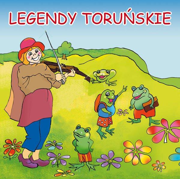 Legendy toruńskie - Audiobook (Książka audio MP3) do pobrania w całości w archiwum ZIP
