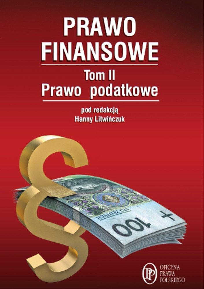 Prawo Finansowe. Tom II - Ebook (Książka EPUB) do pobrania w formacie EPUB