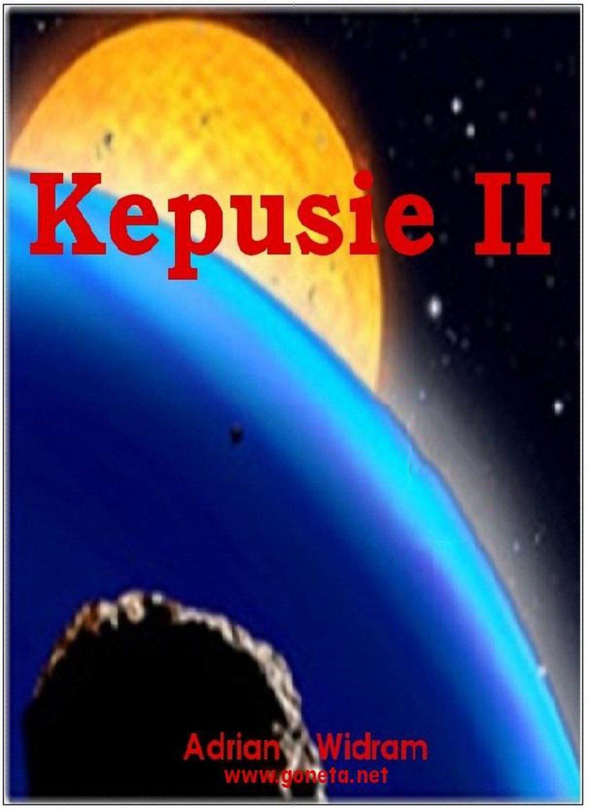 Kepusie. Tom II - Ebook (Książka PDF) do pobrania w formacie PDF