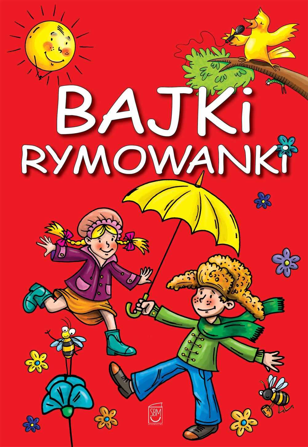 Bajki rymowanki - Ebook (Książka EPUB) do pobrania w formacie EPUB