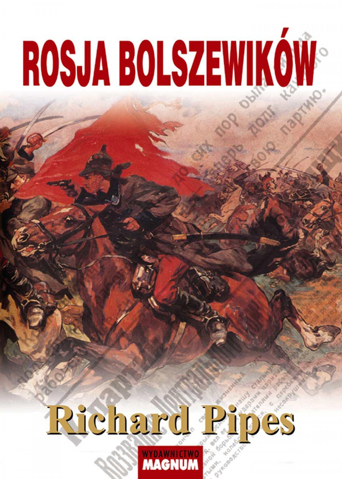 Rosja bolszewików - Ebook (Książka EPUB) do pobrania w formacie EPUB