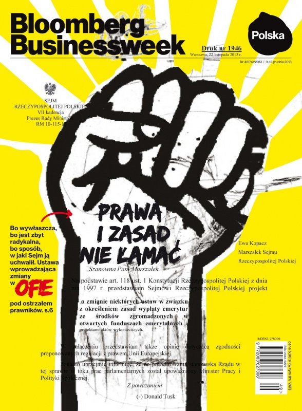 """""""Bloomberg Businessweek"""" wydanie nr 49/13 - Ebook (Książka PDF) do pobrania w formacie PDF"""