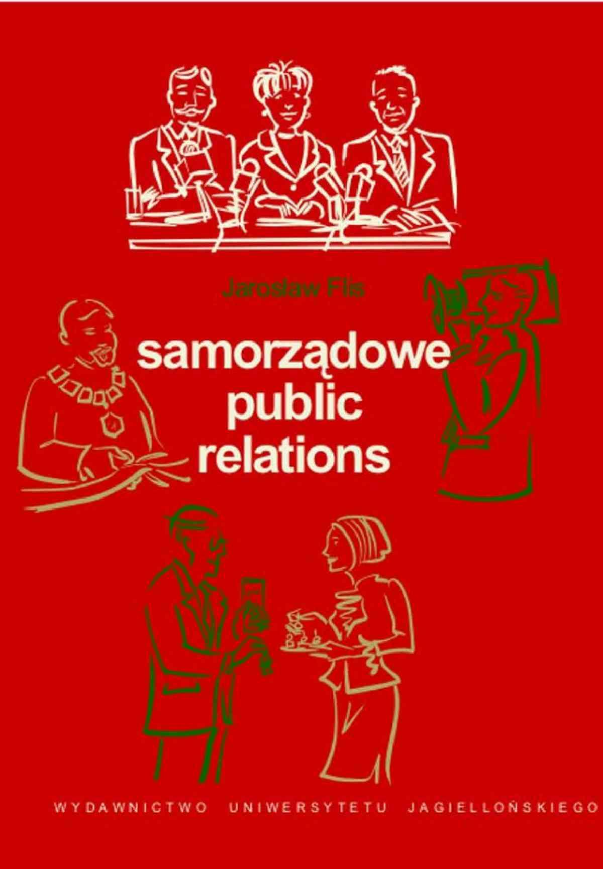 Samorządowe public relations - Ebook (Książka PDF) do pobrania w formacie PDF