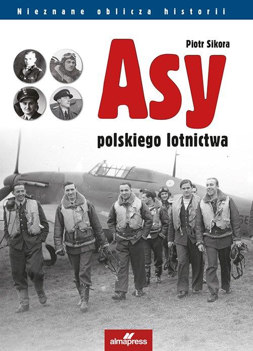 Asy polskiego lotnictwa - Ebook (Książka PDF) do pobrania w formacie PDF