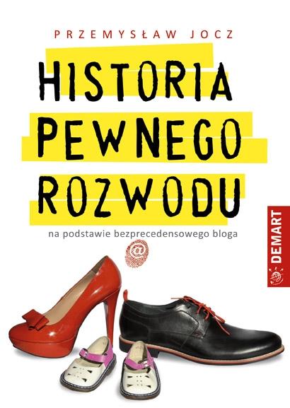 Historia pewnego rozwodu - Ebook (Książka EPUB) do pobrania w formacie EPUB