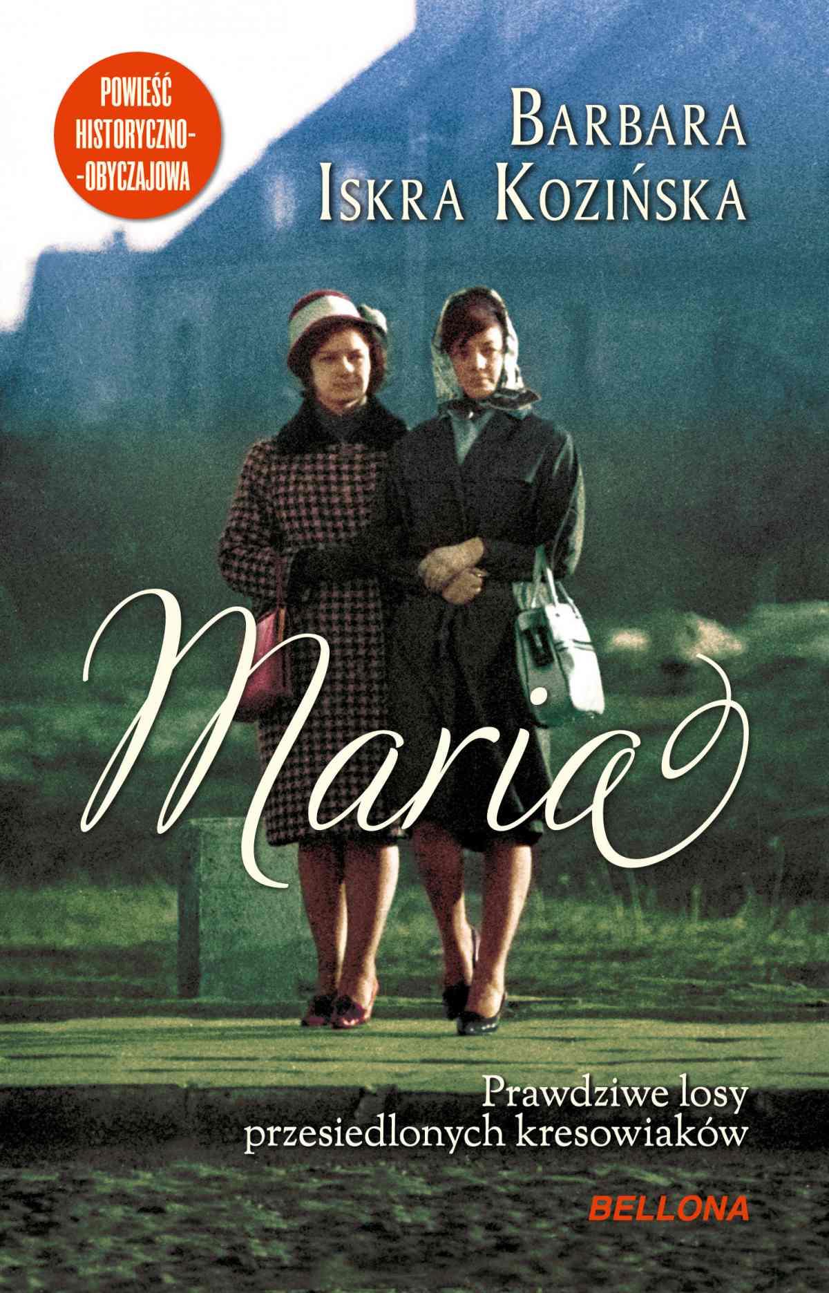 Maria - Ebook (Książka na Kindle) do pobrania w formacie MOBI