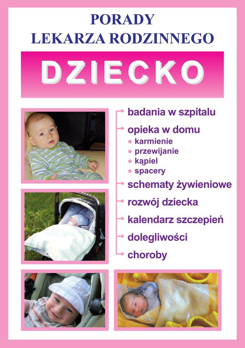 Dziecko. Porady lekarza rodzinnego - Ebook (Książka PDF) do pobrania w formacie PDF