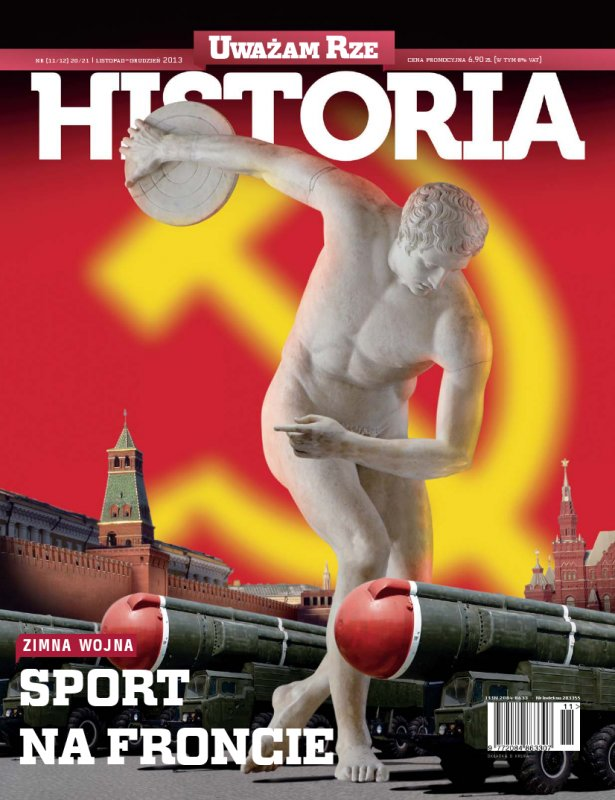 """""""Uważam Rze Historia"""" nr 11-12/2013 - Ebook (Książka PDF) do pobrania w formacie PDF"""