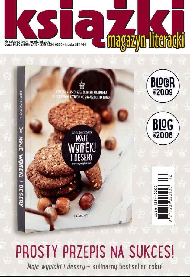 Magazyn Literacki KSIĄŻKI nr 12/2013 - Ebook (Książka PDF) do pobrania w formacie PDF