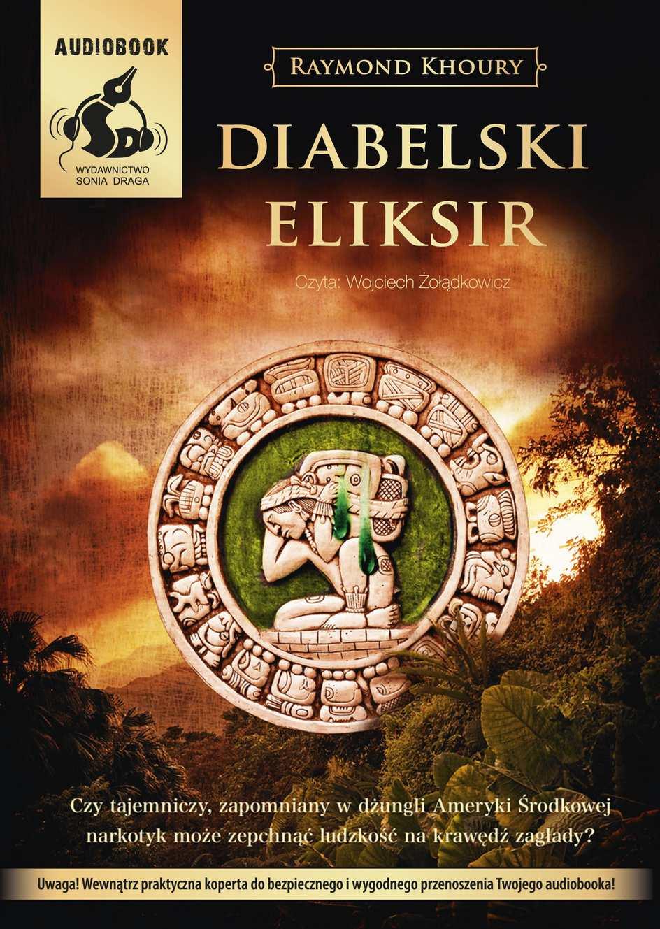 Diabelski eliksir - Audiobook (Książka audio MP3) do pobrania w całości w archiwum ZIP