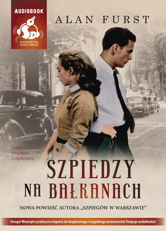 Szpiedzy na Bałkanach - Audiobook (Książka audio MP3) do pobrania w całości w archiwum ZIP