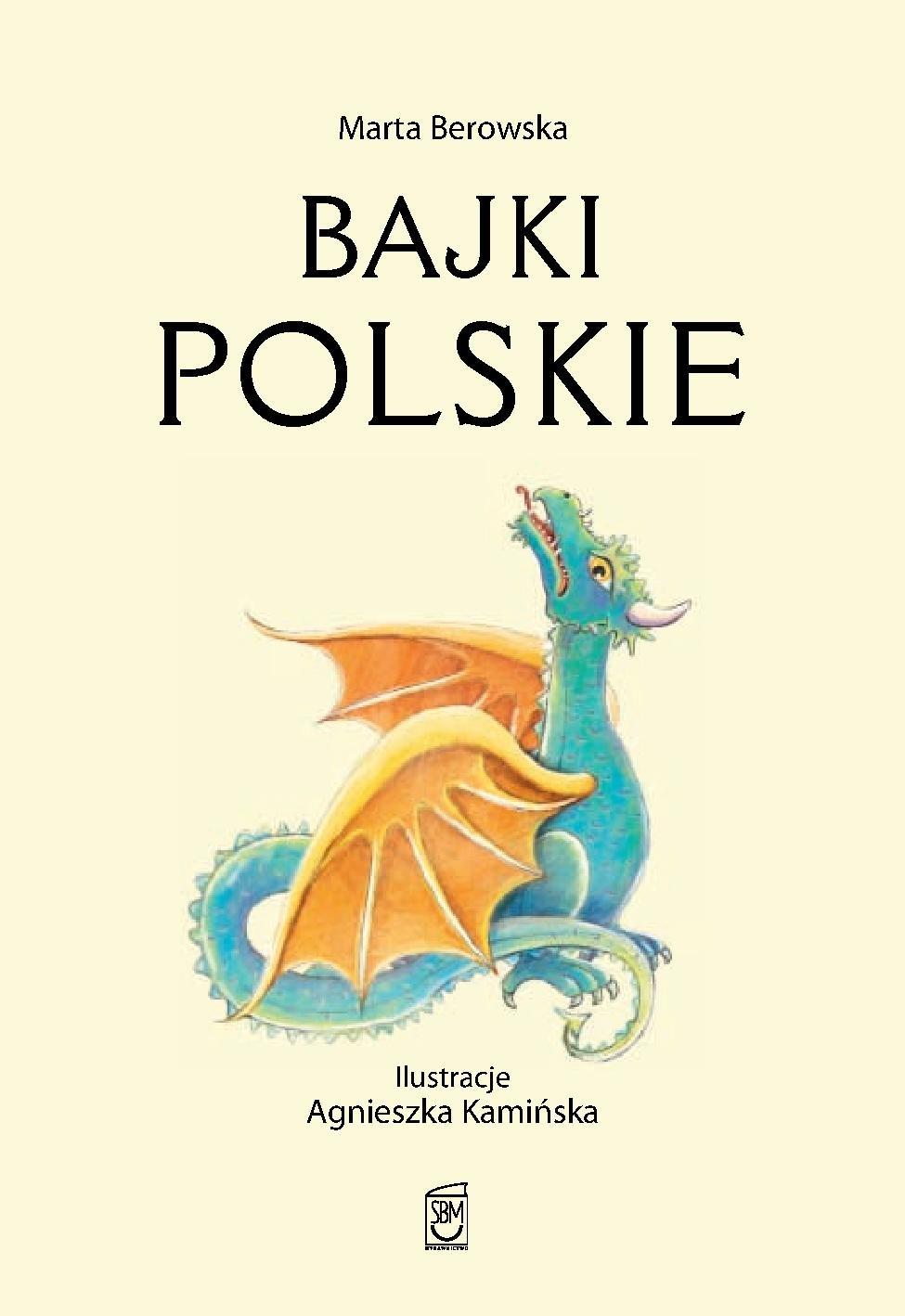 Bajki polskie - Ebook (Książka na Kindle) do pobrania w formacie MOBI