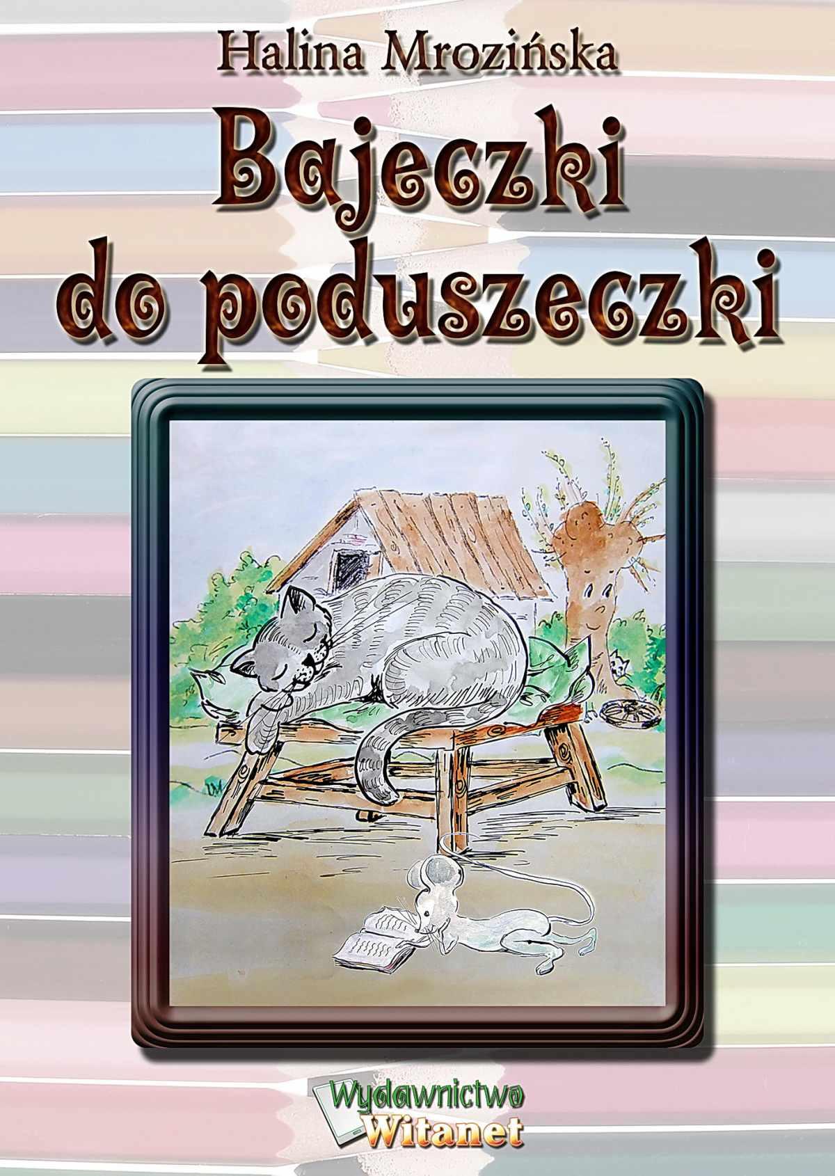 Bajeczki do poduszeczki - Ebook (Książka EPUB) do pobrania w formacie EPUB
