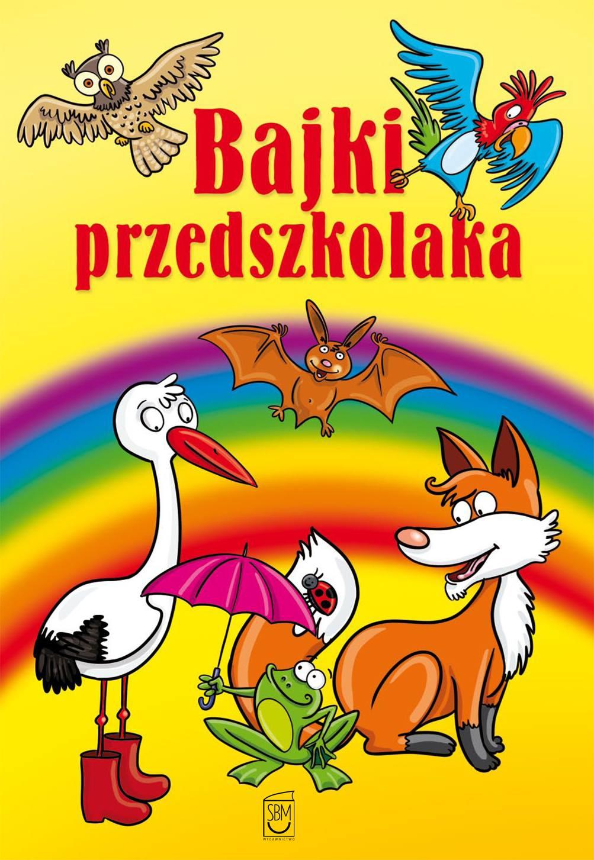 Bajki przedszkolaka - Ebook (Książka na Kindle) do pobrania w formacie MOBI