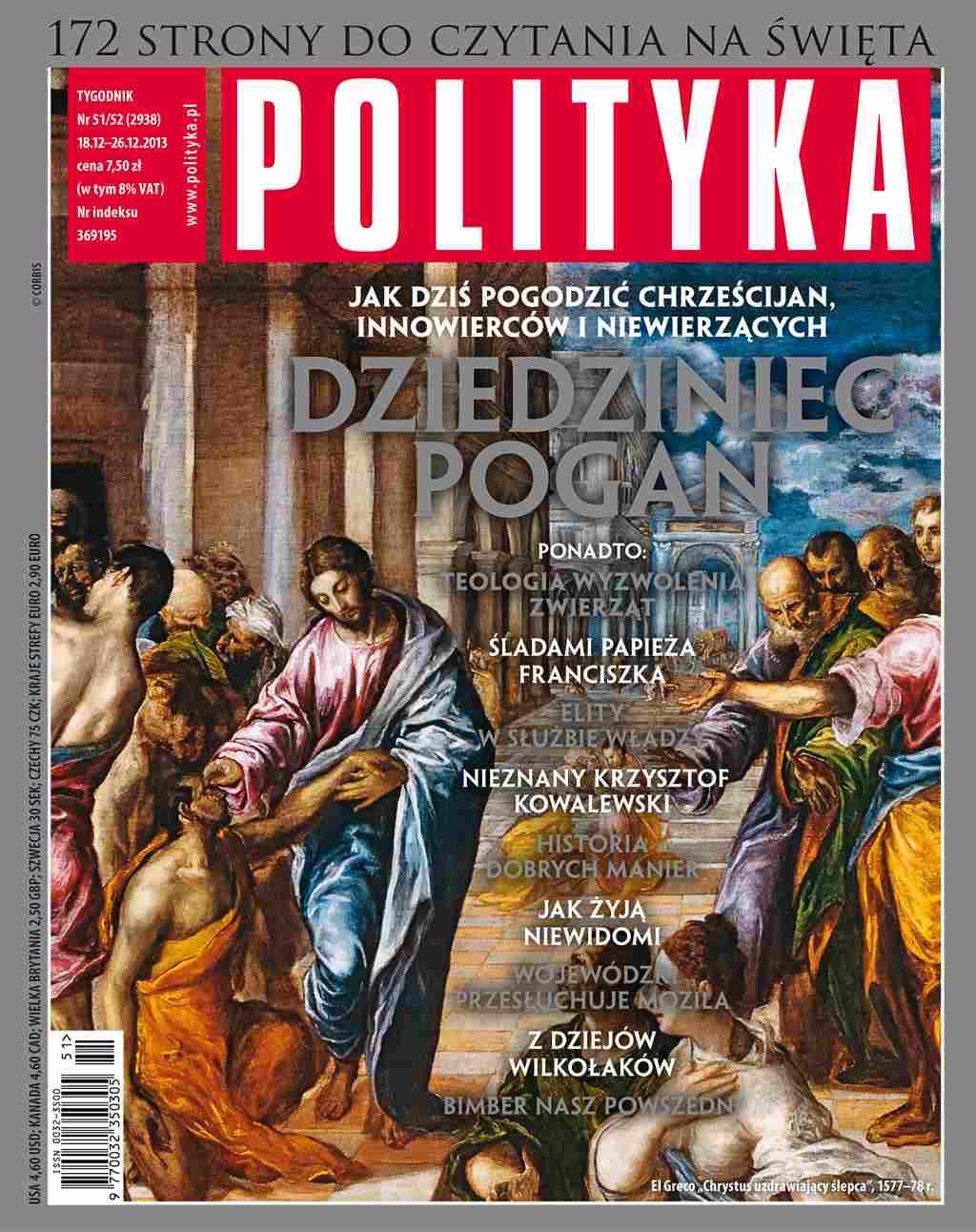 Polityka nr 51-52/2013 - Ebook (Książka PDF) do pobrania w formacie PDF