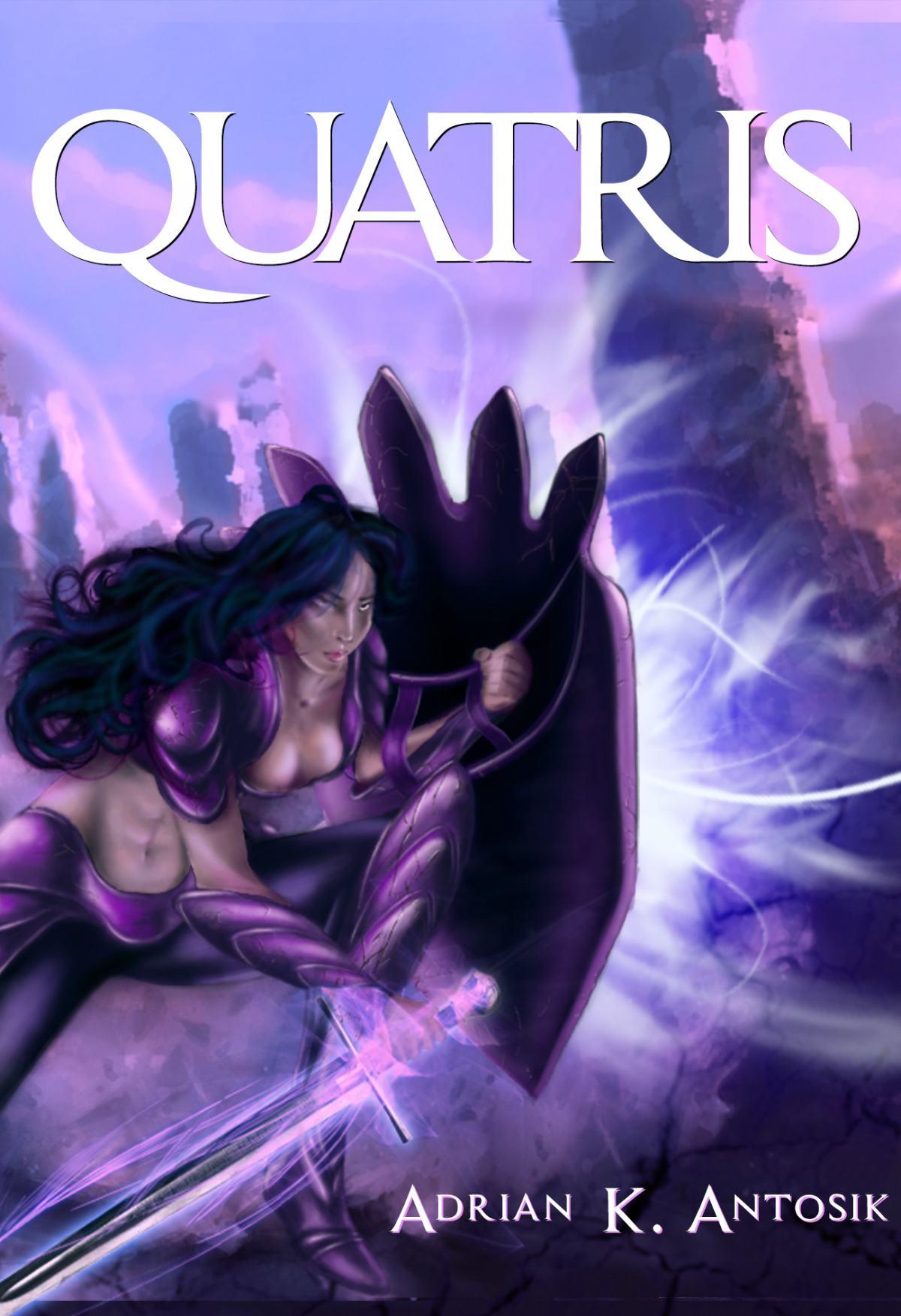 Quatris - Ebook (Książka EPUB) do pobrania w formacie EPUB