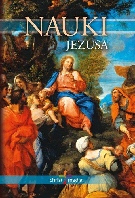 Nauki Jezusa - Audiobook (Książka audio MP3) do pobrania w całości w archiwum ZIP