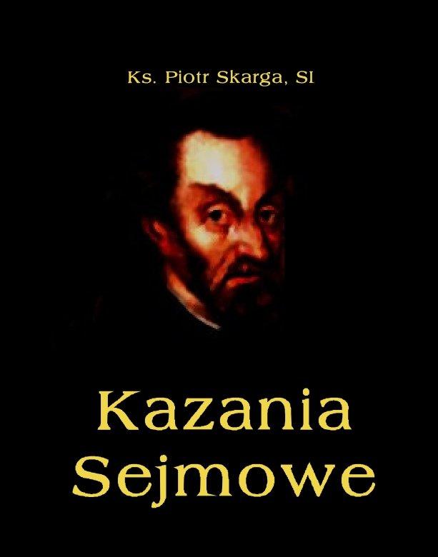 Kazania Sejmowe - Ebook (Książka EPUB) do pobrania w formacie EPUB