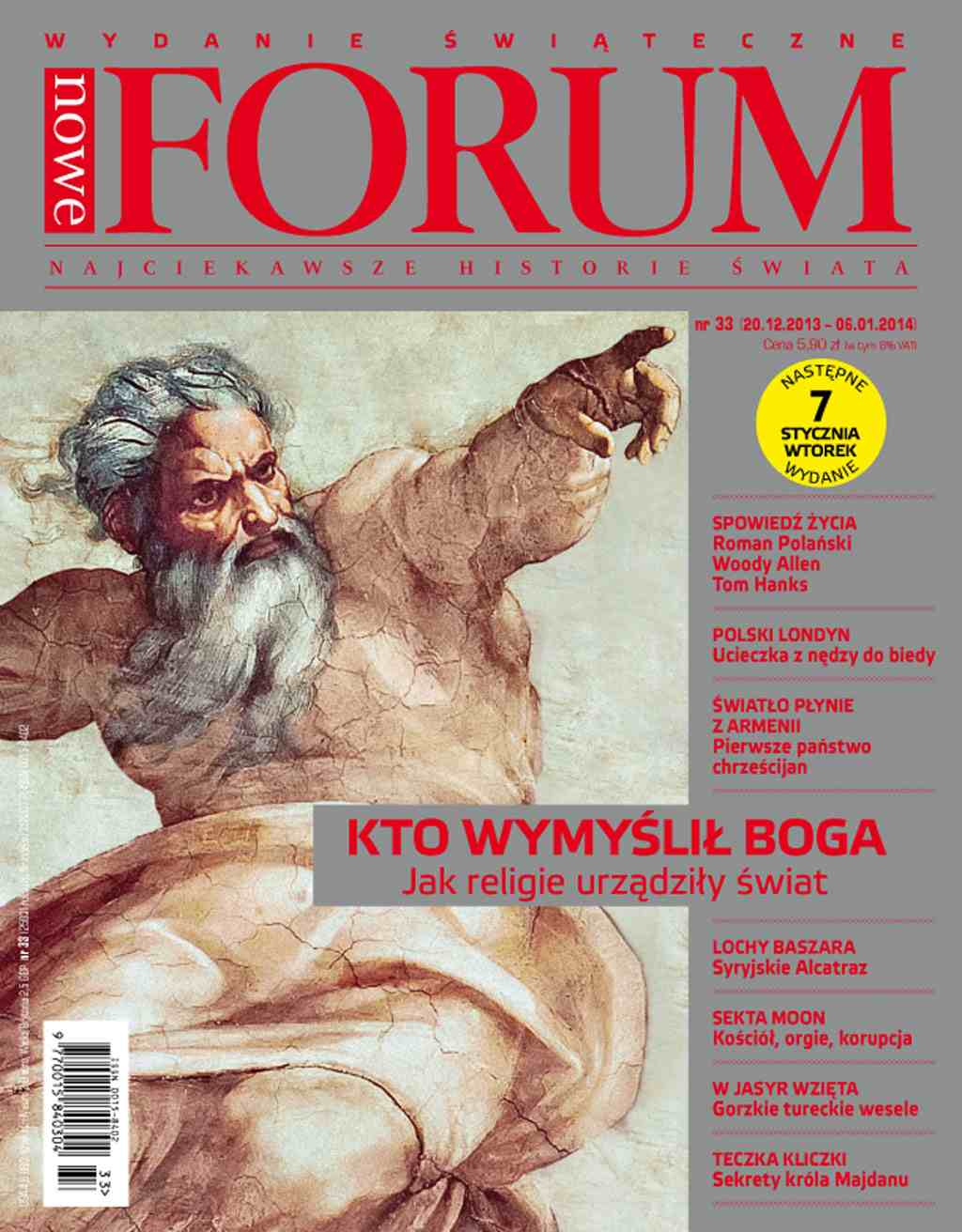 Forum nr 33/2013 - Ebook (Książka PDF) do pobrania w formacie PDF