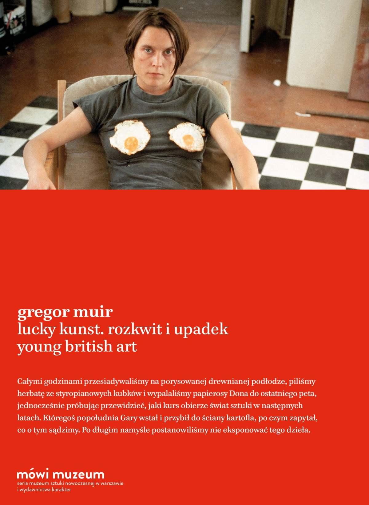 Lucky Kunst. Rozkwit i upadek Young British Art - Ebook (Książka na Kindle) do pobrania w formacie MOBI