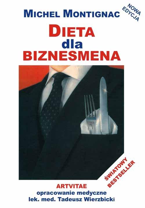 Dieta dla biznesmena - Ebook (Książka na Kindle) do pobrania w formacie MOBI