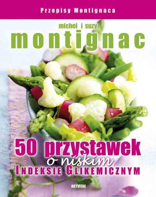 50 przystawek o niskim indeksie glikemicznym - Ebook (Książka EPUB) do pobrania w formacie EPUB