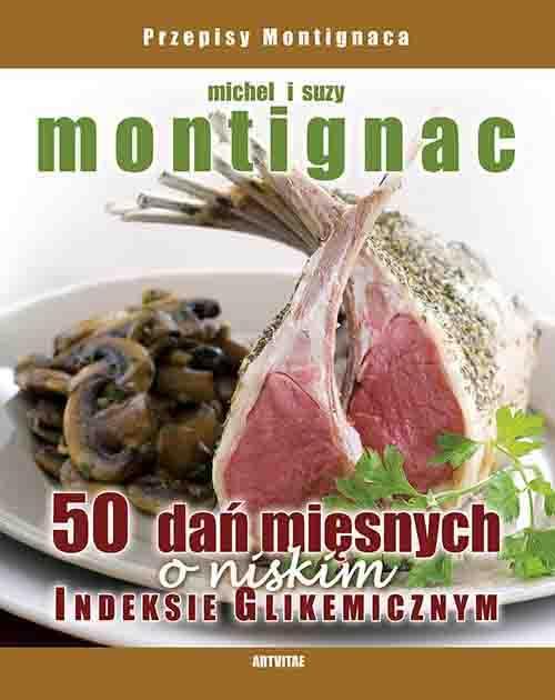 50 dań mięsnych o niskim indeksie glikemicznym - Ebook (Książka EPUB) do pobrania w formacie EPUB