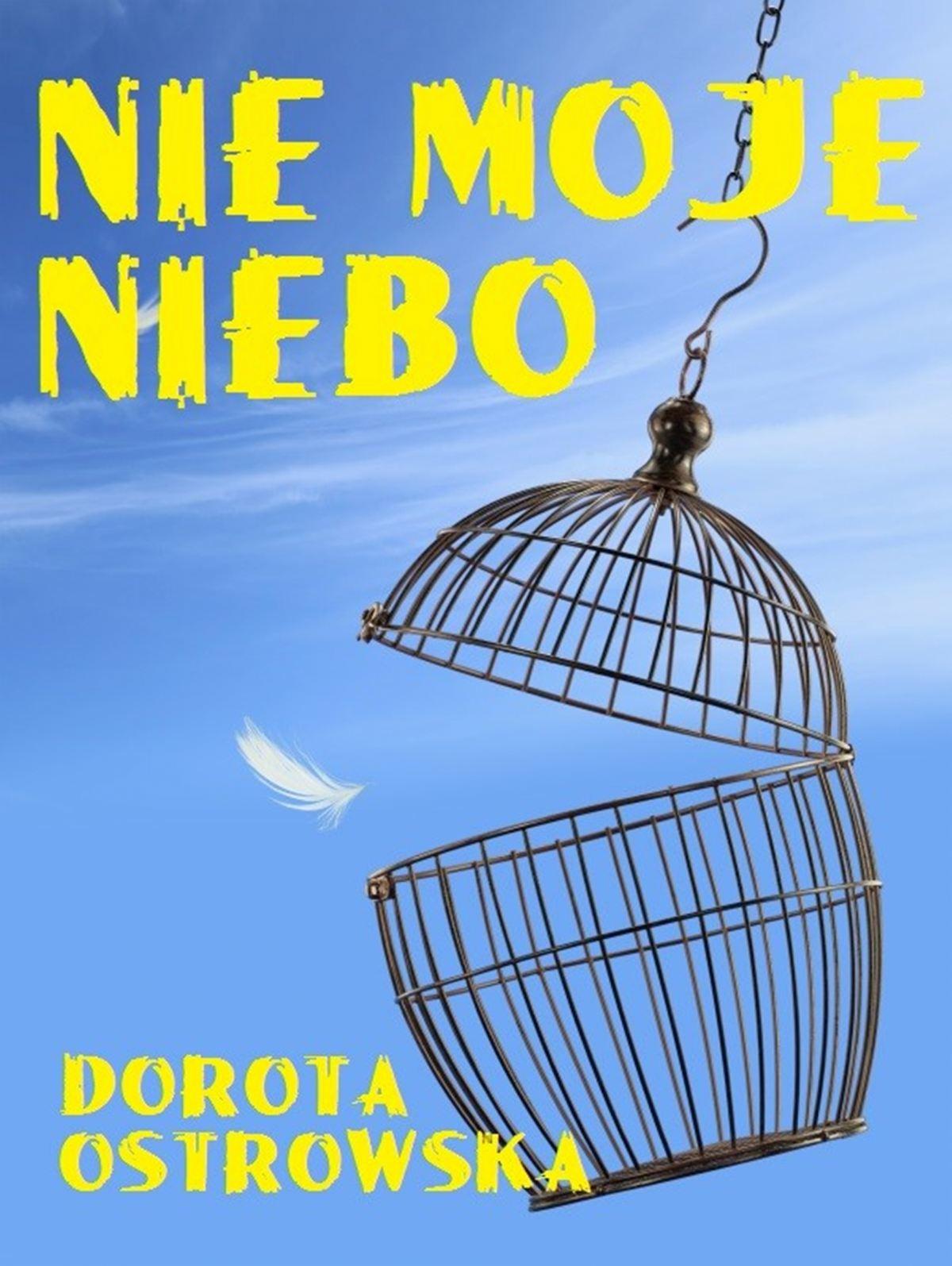 Nie moje niebo - Ebook (Książka na Kindle) do pobrania w formacie MOBI